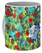 Bright Roses Coffee Mug