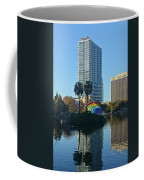 Bright Spot In Downtown Orlando Coffee Mug