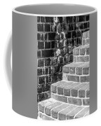 Bright Steps Dark Wall Coffee Mug
