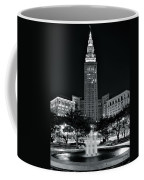 Bright White Lights At Night Coffee Mug