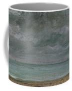 Brighton Beach Coffee Mug by John Constable
