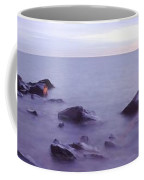 Brighton Beach Sunrise Coffee Mug