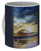 Brighton West Pier Coffee Mug