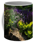 Brilliant Green Sunshine - Impressions Of Spring Coffee Mug