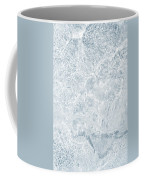 Brilliant Shine. Series Ethereal Blue Coffee Mug