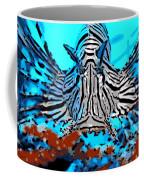 Brilliant Stripes Coffee Mug by George Pedro