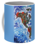 Brilliant World - Left Panel Coffee Mug