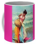 Brimming Over Coffee Mug
