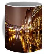 Brindleyplace At Night Coffee Mug