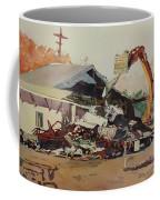 Bringing Down The House Coffee Mug