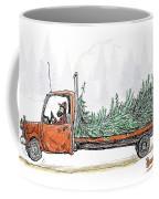 Bringing Home To The Mrs. Coffee Mug