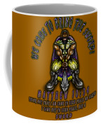 Bringing The Sword Coffee Mug