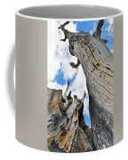 Bristlecone Great Basin Portrait Coffee Mug