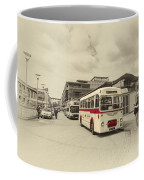 Bristol Greyhound  Coffee Mug