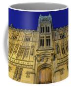 Bristol Guildhall By Night Coffee Mug
