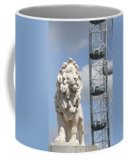 Britannia Lion Coffee Mug
