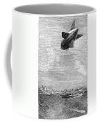 British Airship, 1919 Coffee Mug