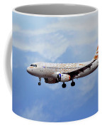 British Airways Airbus A319-131 Coffee Mug