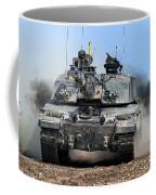 British Army Challenger 2 Main Battle Tank   Coffee Mug