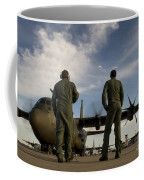 British Royal Air Force C-130j Coffee Mug