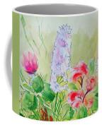 British Wild Flowers Coffee Mug