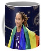 Brittney Griner Lgbt Pride 4 Coffee Mug