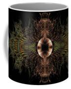 Broach Of Dried Leaves / Warm  Coffee Mug