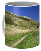 Broadlee-bank Tor From The Pennine Way Coffee Mug