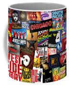 Broadway 3 Coffee Mug