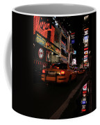 Broadway Lights Coffee Mug
