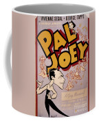Broadway: Pal Joey, 1940 Coffee Mug