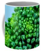 Broccoli Head Coffee Mug