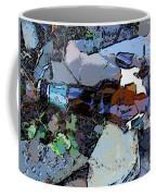 Broken Bottle Coffee Mug