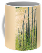 Broken Fence Coffee Mug