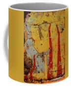 Broken Flames Coffee Mug
