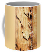 Broken Old Stump Spruce Coffee Mug