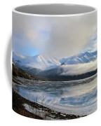 Broken Reflection Coffee Mug