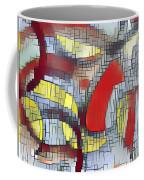 Broken Soul Coffee Mug by Lucia Sirna