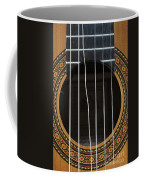 Broken String On A Classical Guitar Coffee Mug