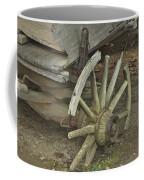 Broken Wheel Coffee Mug
