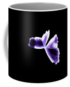 Broken Wing Lavender Butterfly Coffee Mug