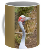 Brolga Profile Coffee Mug