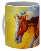 Bronc I Coffee Mug