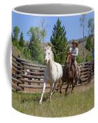 Bronc Roper Coffee Mug