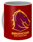 Broncos Brisbane Coffee Mug