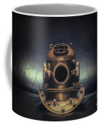 Bronze 4 Bolt Helmet Coffee Mug