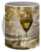 Bronze Beach Ballooning Coffee Mug