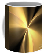 Bronze Gold Wings Coffee Mug