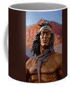 Bronze Native Coffee Mug