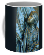 Bronze Onieda Indian Girl Coffee Mug